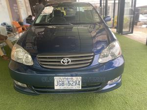 Toyota Corolla 2004 S Blue | Cars for sale in Abuja (FCT) State, Central Business District