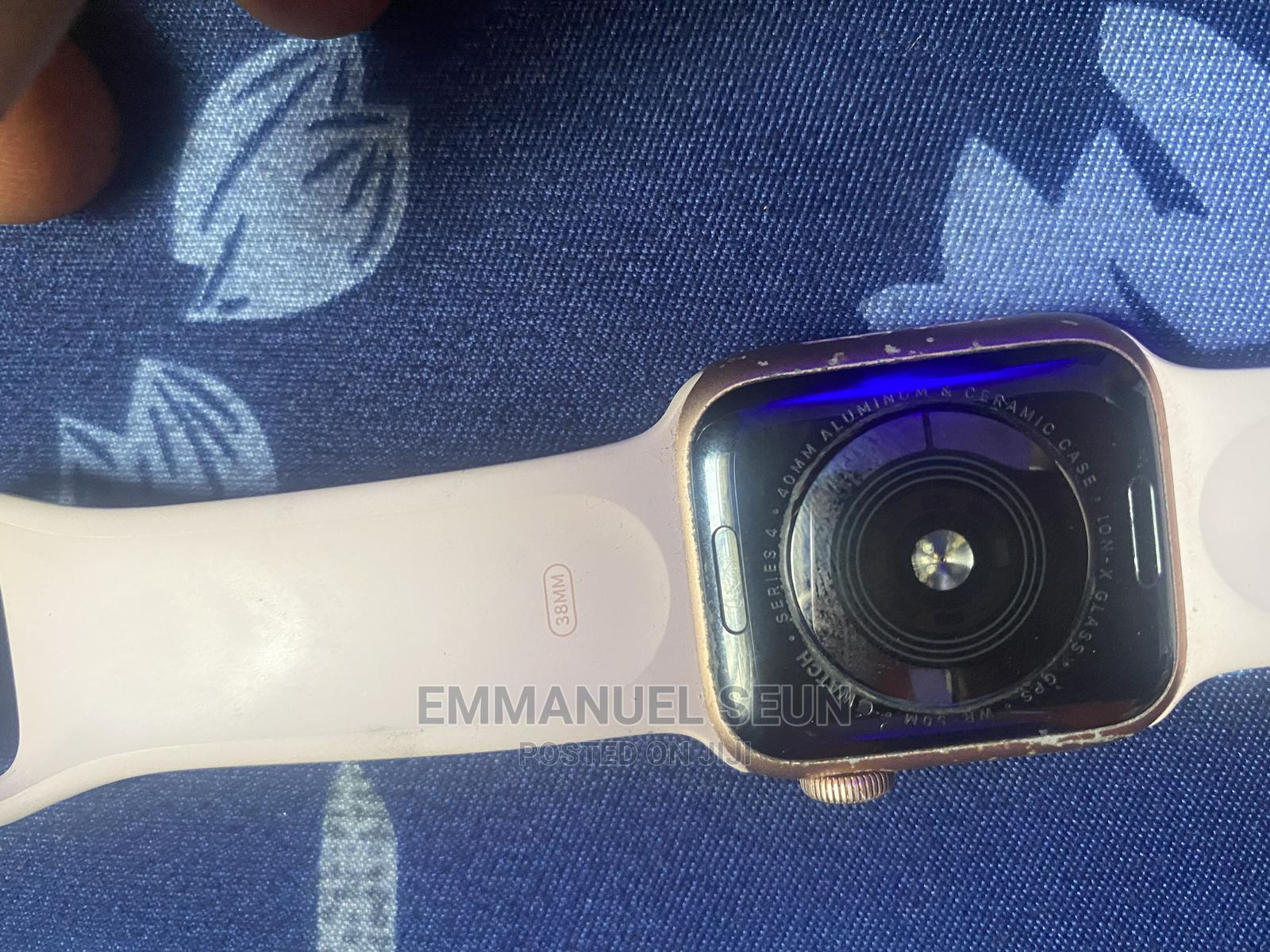 Apple Iwatch 4 Lte | Smart Watches & Trackers for sale in Ikorodu, Lagos State, Nigeria