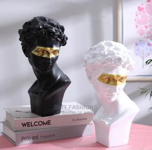 Bright Face Figurine Decor | Home Accessories for sale in Lagos State, Lagos Island (Eko)