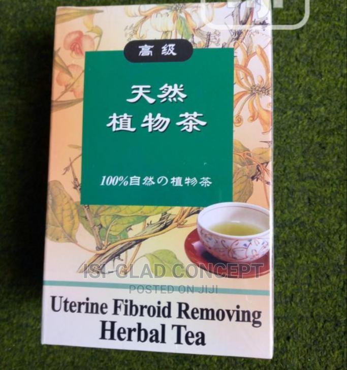 Archive: Uterine Fibroids Tea