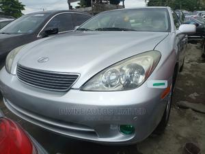 Lexus ES 2005 330 Silver | Cars for sale in Lagos State, Apapa