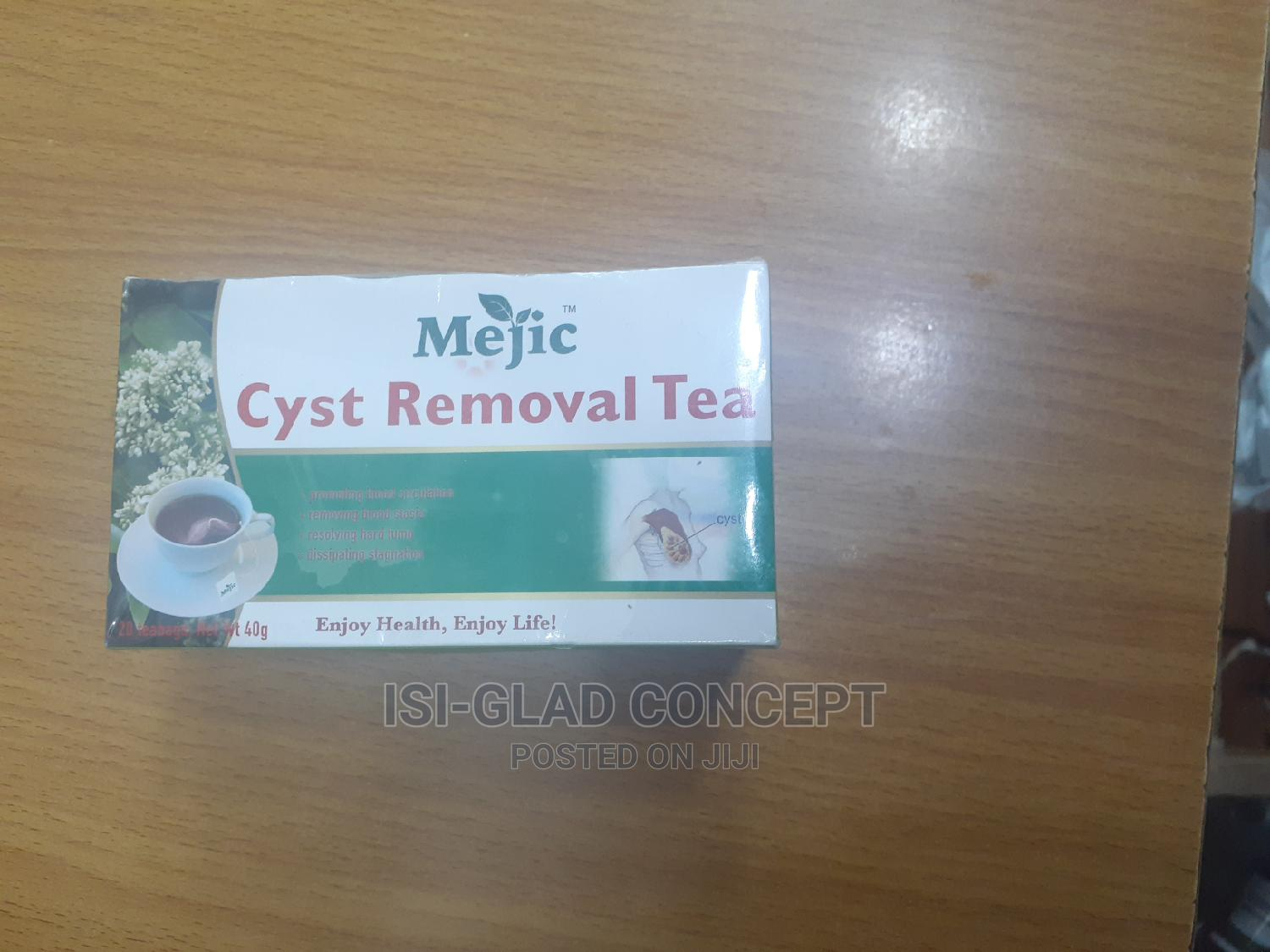 Archive: Cyst Removal Tea