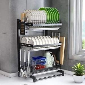 3 Layer Wall Plate Rack   Kitchen & Dining for sale in Lagos State, Lagos Island (Eko)