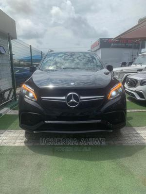 Mercedes-Benz GLE-Class 2016 Black   Cars for sale in Lagos State, Lekki