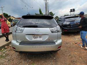 Lexus RX 2005 330 Silver | Cars for sale in Lagos State, Ikeja