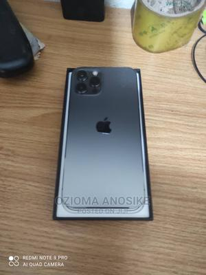 New Apple iPhone 12 Pro Max 128GB Black | Mobile Phones for sale in Lagos State, Alimosho