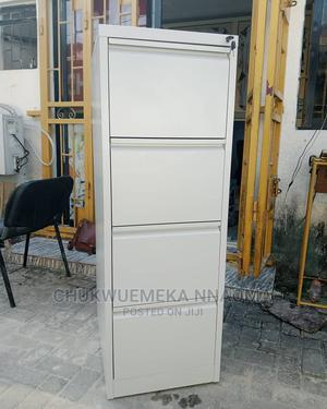 Quality Metal Filing Cabinet 4 Drawers | Furniture for sale in Lagos State, Ojo