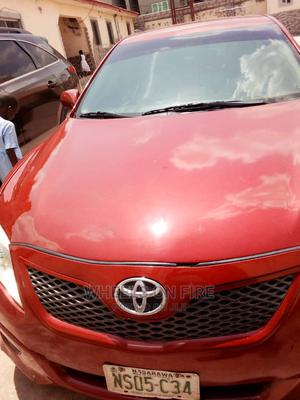 Toyota Camry 2011 Red | Cars for sale in Abuja (FCT) State, Gwarinpa