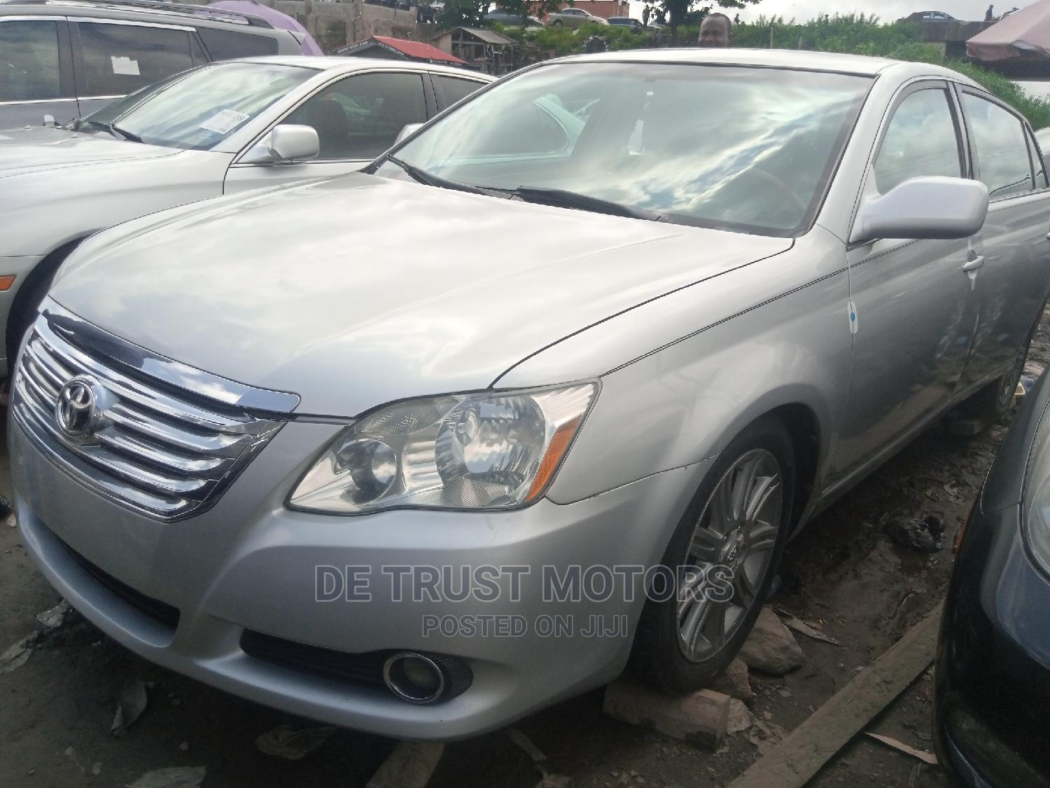 Toyota Avalon 2006 Limited Silver