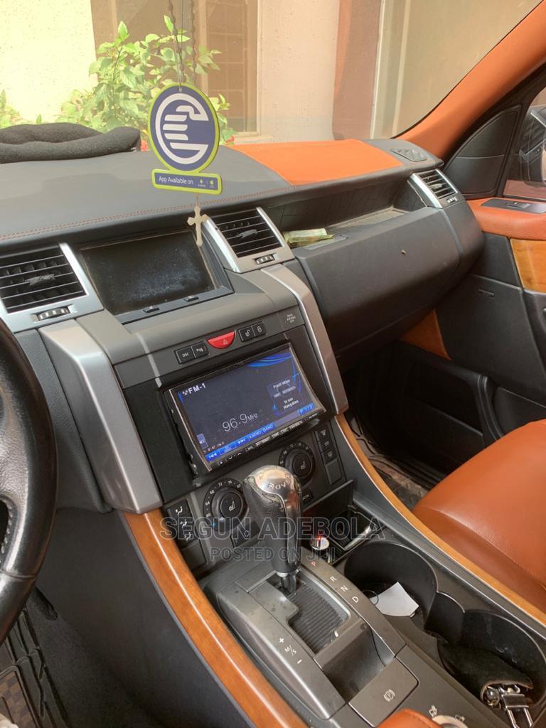 Archive: Land Rover Range Rover Sport 2007 Black