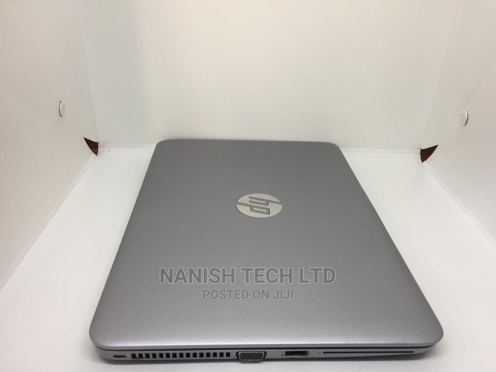 Laptop HP EliteBook 820 G3 8GB Intel Core I5 SSD 256GB   Laptops & Computers for sale in Ikeja, Lagos State, Nigeria