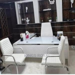 Imported Executive Office Table and Chairs | Furniture for sale in Lagos State, Ikeja