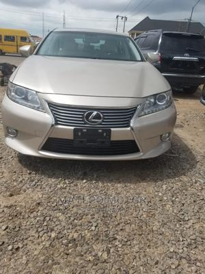 Lexus ES 2014 350 FWD Gold | Cars for sale in Lagos State, Alimosho