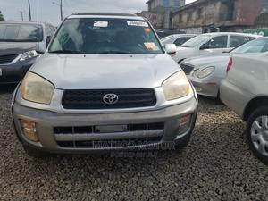 Toyota RAV4 2002 Automatic Silver | Cars for sale in Lagos State, Abule Egba