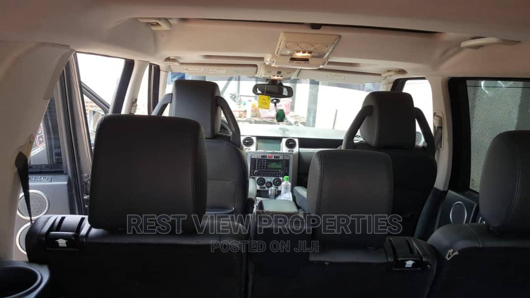 Land Rover LR3 2006 HSE Gray | Cars for sale in Obio-Akpor, Rivers State, Nigeria
