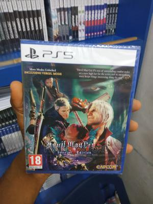 PLAYSTATION 5 Devil May Cry 5 | Video Games for sale in Lagos State, Ikeja