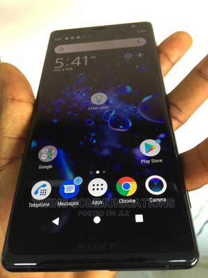 Sony Xperia XZ2 64 GB Black | Mobile Phones for sale in Lagos State, Ikeja