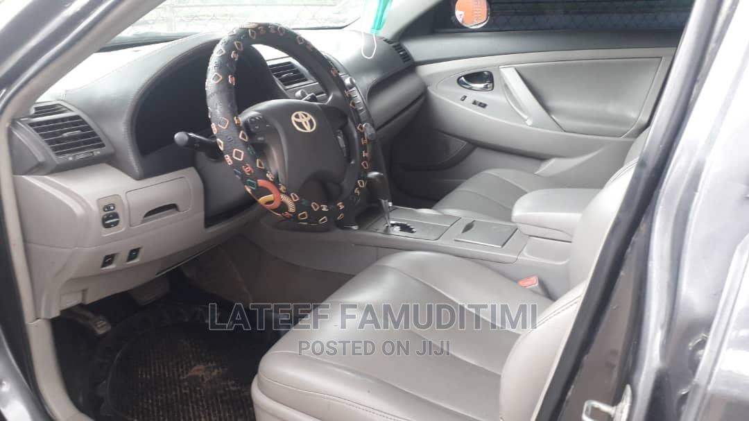Toyota Camry 2009 Gray   Cars for sale in Ogba, Lagos State, Nigeria