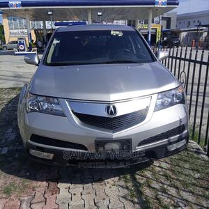 Acura MDX 2010 Silver   Cars for sale in Lagos State, Ipaja