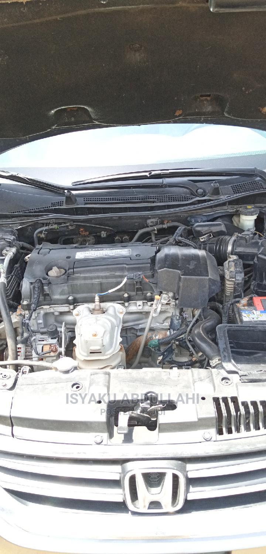Archive: Honda Accord 2013 Gray