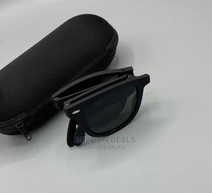Fold Able Unisex Wayfarer Sunglasses | Clothing Accessories for sale in Lagos State, Ikorodu