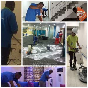 Thorough Cleaning, Tile, Marble, Polish Fumigation Service   Cleaning Services for sale in Lagos State, Ogudu