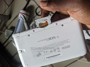 Clean Used Nintendo 3dsxl With Mario 3d World | Video Game Consoles for sale in Lagos State, Yaba