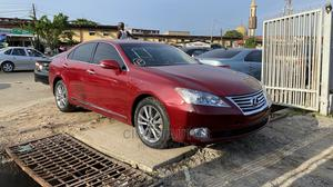 Lexus ES 2011 350 Red | Cars for sale in Lagos State, Surulere