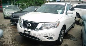 Nissan Pathfinder 2013 White | Cars for sale in Lagos State, Ajah