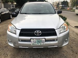 Toyota RAV4 2011 3.5 4x4 Silver | Cars for sale in Lagos State, Surulere