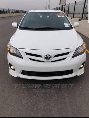 Toyota Corolla 2010 White | Cars for sale in Lagos State, Isolo