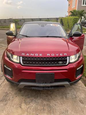Land Rover Range Rover Evoque 2017 Red | Cars for sale in Lagos State, Lekki