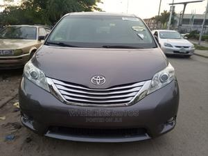 Toyota Sienna 2013 Limited AWD 7-Passenger Gray | Cars for sale in Lagos State, Amuwo-Odofin