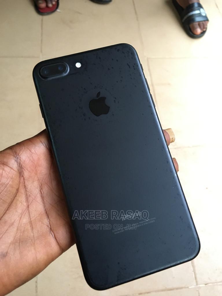 Apple iPhone 7 Plus 128 GB Black   Mobile Phones for sale in Ibadan, Oyo State, Nigeria