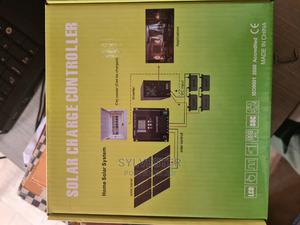 Charge Controller 60ah 12/24/36/48v Pwm | Solar Energy for sale in Lagos State, Oshodi