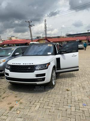 Land Rover Range Rover Vogue 2014 White   Cars for sale in Lagos State, Ikeja