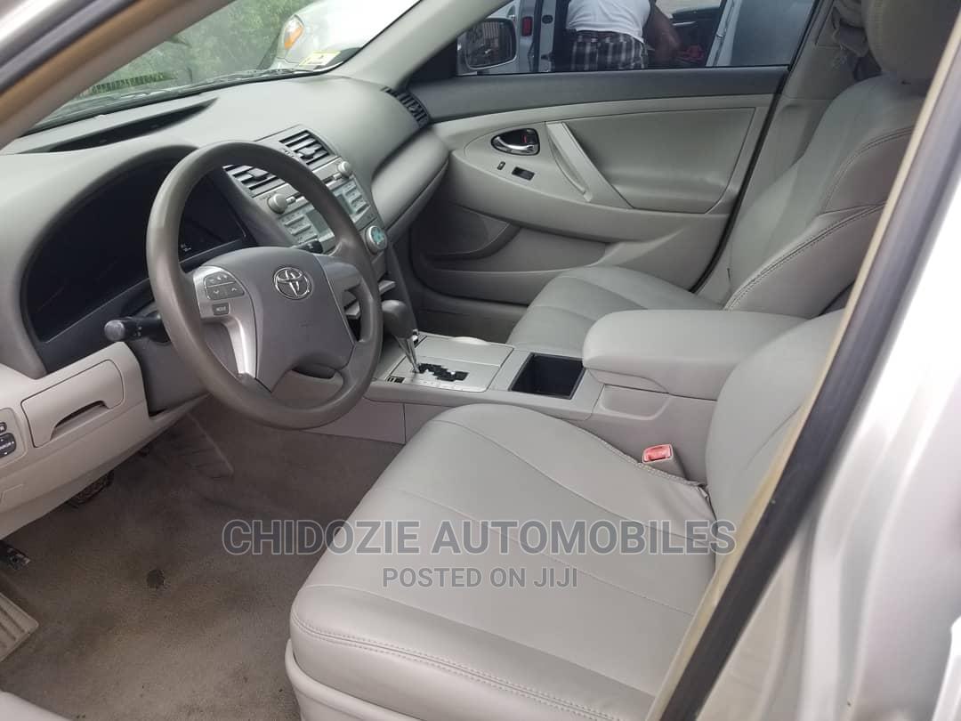 Toyota Camry 2007 Silver   Cars for sale in Amuwo-Odofin, Lagos State, Nigeria