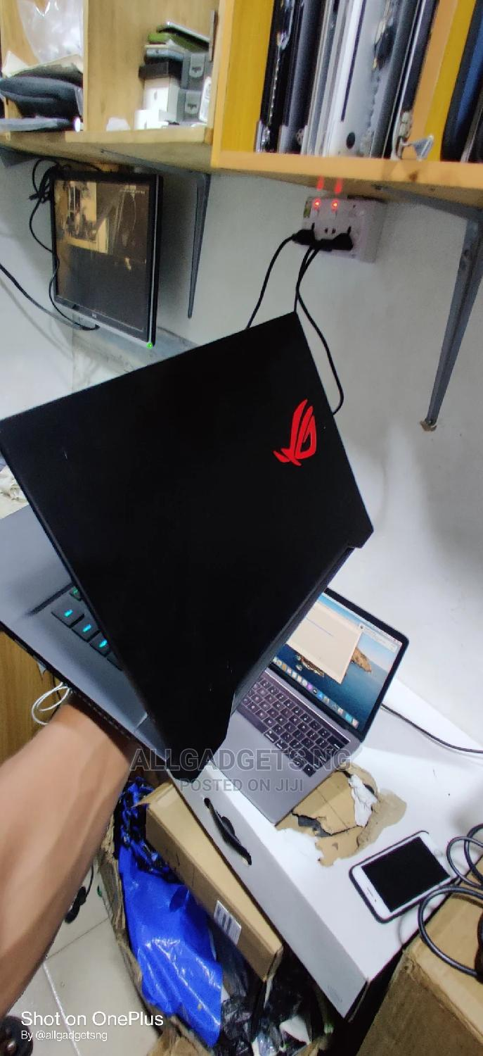 Laptop Asus ROG Zephyrus M (GM501) 16GB Intel Core I7 SSD 512GB   Laptops & Computers for sale in Ikeja, Lagos State, Nigeria