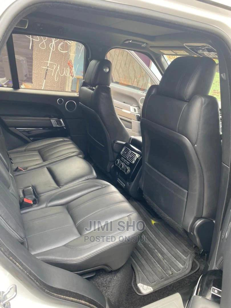 Land Rover Range Rover Vogue 2014 White   Cars for sale in Ikeja, Lagos State, Nigeria