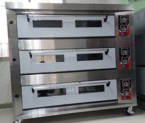 3 Deck 9 Trays Ele Oven   Industrial Ovens for sale in Lagos State, Ojo