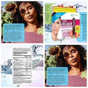 Applied Nutrition Liquid Collagen Skin Revitalization | Vitamins & Supplements for sale in Lagos State, Alimosho