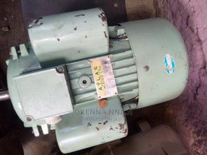 Electric Motor 5 Hp I Phase | Manufacturing Equipment for sale in Lagos State, Ojo