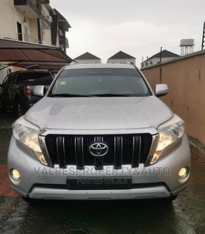Toyota Land Cruiser Prado 2014 GX Silver | Cars for sale in Lagos State, Lekki