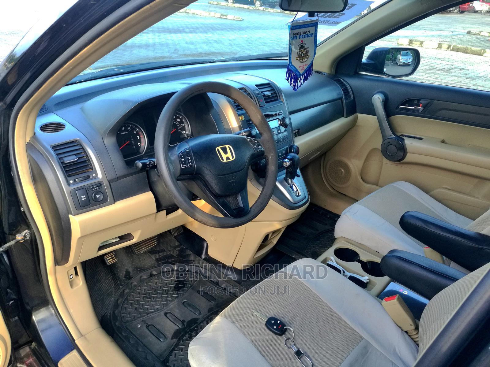 Archive: Honda CR-V 2008 2.4 EX 4x4 Automatic Black