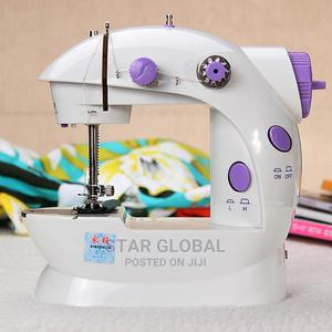Electric Mini Multifunction Portable Sewing Machine   Home Appliances for sale in Lagos State, Lekki