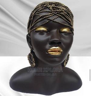 Black Is Beautiful Figurine | Home Accessories for sale in Lagos State, Lagos Island (Eko)