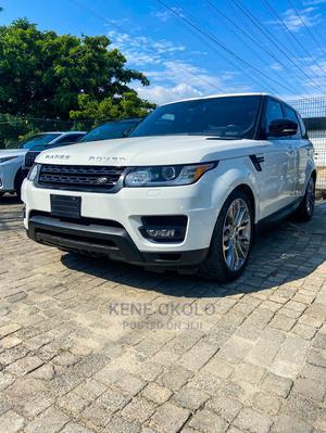 Land Rover Range Rover Sport 2016 White   Cars for sale in Lagos State, Lekki