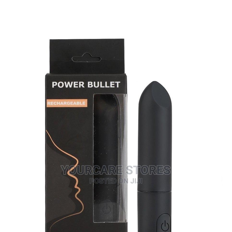 Power Bullet 10 Speed Vibrator - Rechargeable