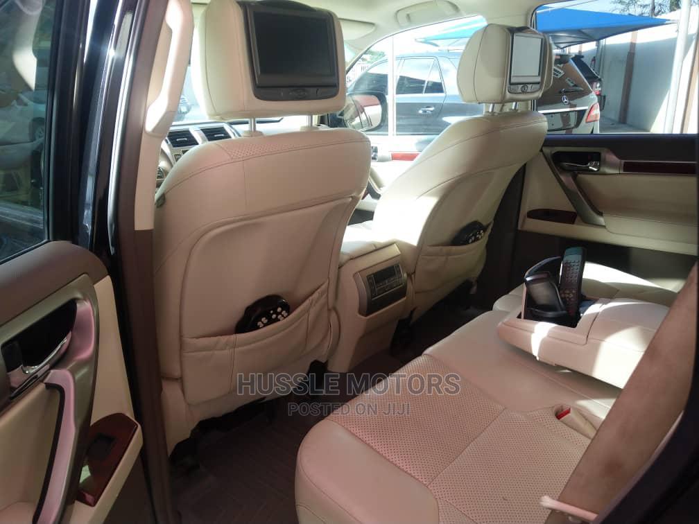 Lexus GX 2013 460 Premium Black   Cars for sale in Apapa, Lagos State, Nigeria