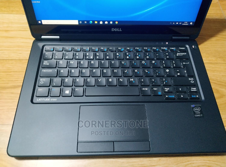 Laptop Dell Latitude 12 E7250 8GB Intel Core I7 SSD 256GB | Laptops & Computers for sale in Ikeja, Lagos State, Nigeria
